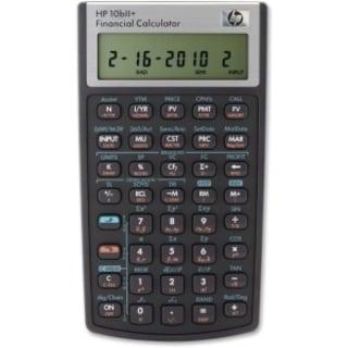 HP 10BIIPlus Financial Calculator