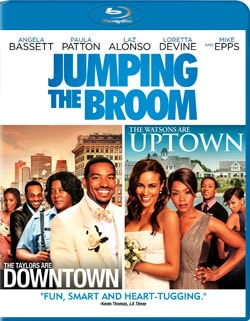 Jumping The Broom (Blu-ray Disc)