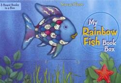 My Rainbow Fish Book Box (Board book)