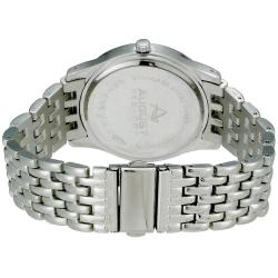 August Steiner Men's Kennedy Half Dollar Silver Watch