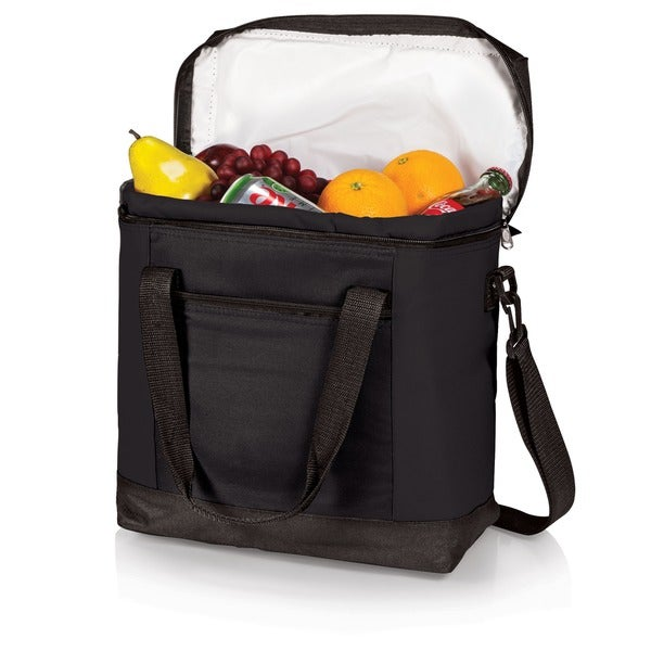 Montero Black Insulated Shoulder Food Totes (Set of 2)