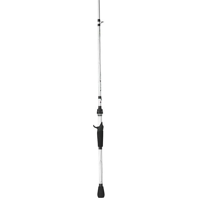 Abu Garcia Black and White Graphite Veritas Casting Fishing Rod