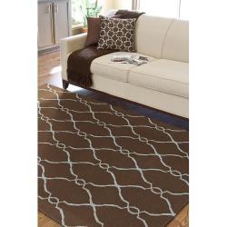 Hand-woven McKinley Wool Rug (5' x 8')