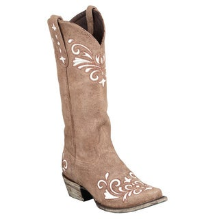 Lane Boots Women's 'Manhattan Yuppie' Mid-Calf Cowboy Boots