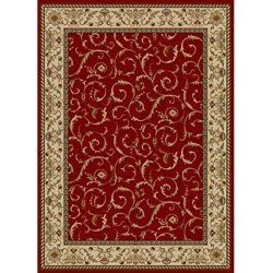 Amalfi Scroll Area Rug (7'9 x 11')