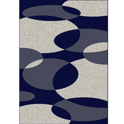 Brilliance Bubbles Area Rug (5'5 x 7'7)