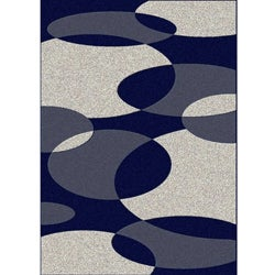 Brilliance Bubbles Area Rug (7'9 x 11')