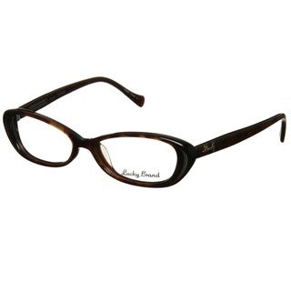 Lucky Brand 'Maude' Women's Tortoise Optical Eyeglasses