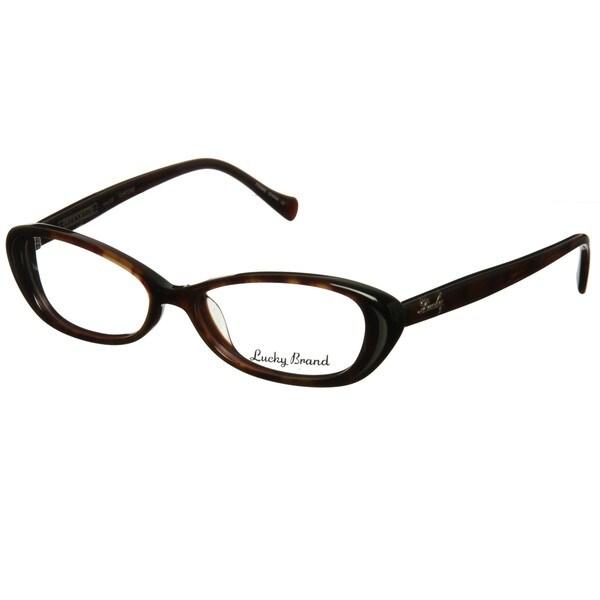 Lucky Brand 'Maude' Women's Tortoise Optical Eyeglasses