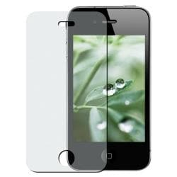 Anti-Glare PVC Screen Protector for iPhone 4 (Pack of 4)