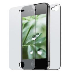 Premium Apple iPhone 4 2-piece Screen Protector (Pack of 4)
