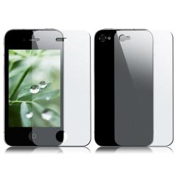 Anti-glare Screen Protector for iPhone 4 (Pack of 4)