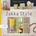 Zakka Style: 24 Projects Stitched With Ease to Give, Use & Enjoy (Paperback)