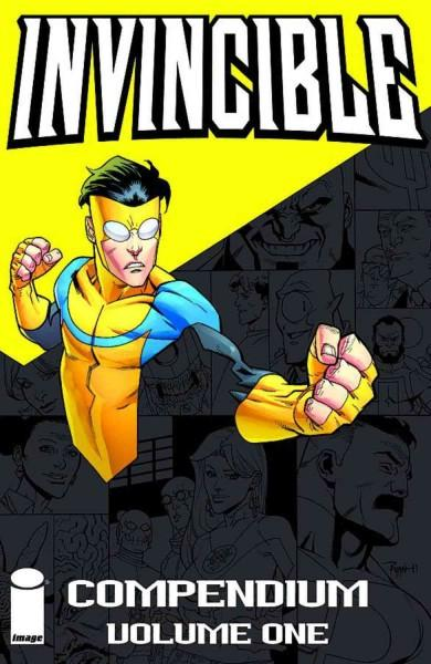 Invincible Compendium 1 (Paperback)