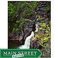 Orange Cat Art Sheri Symanski 'Linville Falls' Photographic Print