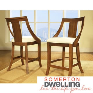 Somerton Dwelling Gatsby Bar Stools (Set of 2)
