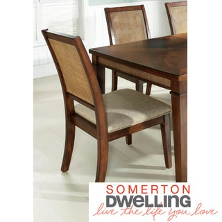 Somerton Dwelling Mesa Side Chairs (Set of 2)