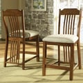 Somerton Dwelling Craftsman Bar Stools (Set of 2)