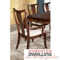 Somerton Dwelling Marin Arm Chairs (Set of 2)