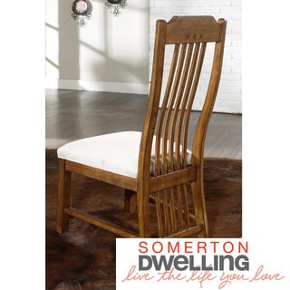 Somerton Dwelling Craftsman Dining Side Chairs (Set of 2)