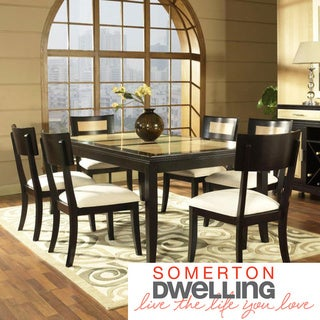 Somerton Dwelling Insignia Leg Table