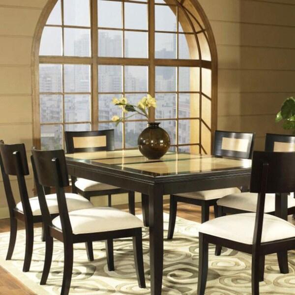Somerton Dwelling Insignia Leg Table