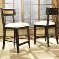 Somerton Dwelling Insignia Bar Stools (Set of 2)