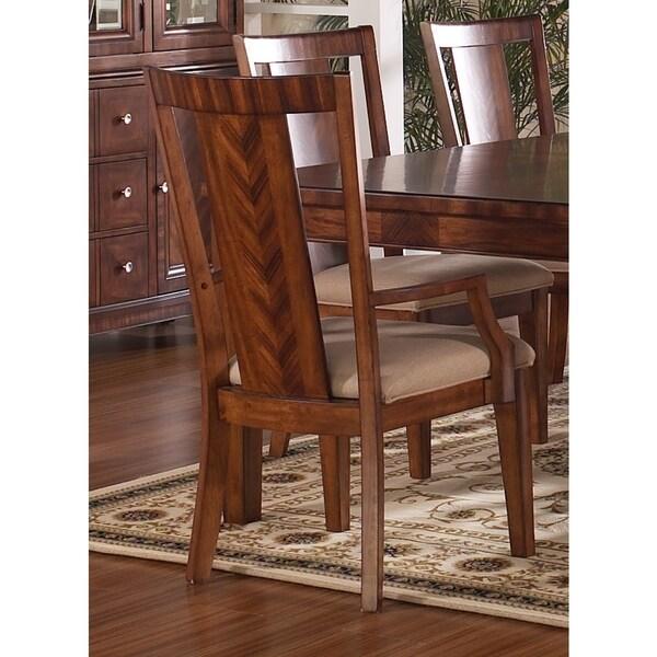 Somerton Dwelling Runway Arm Chairs (Set of 2)