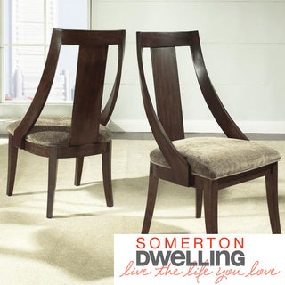 Somerton Dwelling Cirque Slipper Chairs (Set of 2)
