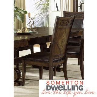 Somerton Dwelling Villa Madrid Side Chairs (Set of 2)
