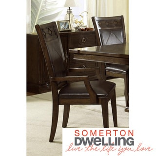 Somerton Dwelling Villa Madrid Arm Chairs (Set of 2)