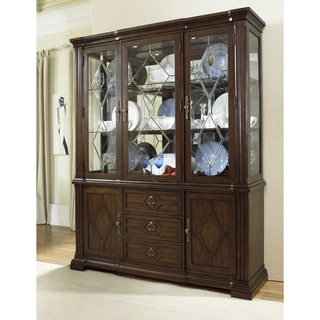 Somerton Dwelling Villa Madrid Hutch and Buffet Set
