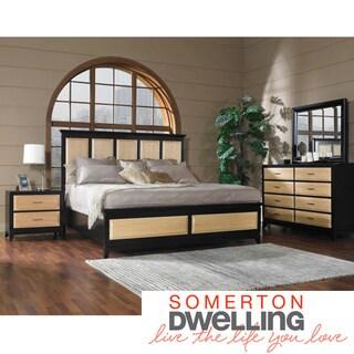 Somerton Dwelling Insignia King Panel Bed