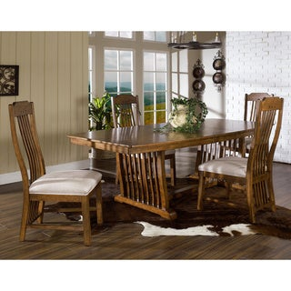 Somerton Dwelling Craftsman Trestle Table