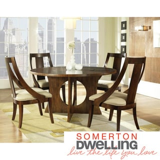 Somerton Dwelling Manhattan Pedestal Table