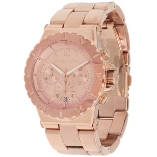 Michael Kors Women's MK5314 Rose Gold-Tone Watch