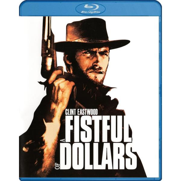 A Fistful Of Dollars (Blu-ray Disc) 8112399