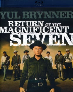 The Return Of The Magnificent Seven (Blu-ray Disc)