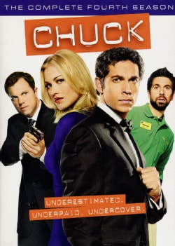 Chuck: The Complete Fourth Season (DVD)