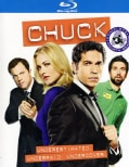 Chuck: The Complete Fourth Season (Blu-ray Disc)