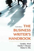 The Business Writer's Handbook (Hardcover)