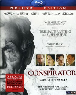 The Conspirator (Blu-ray Disc)