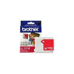 Genuine Brother LC51M Magenta Inkjet Cartridge