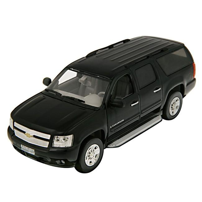Chevrolet suburban black 2010 scale model car free shipping on orders over 45 overstock com