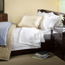 600 Thread Count Luxury Cotton 3-piece Duvet Cover Set