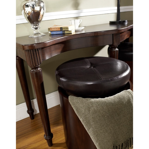 Somerton Dwelling Morgan Bi-cast Round Stool