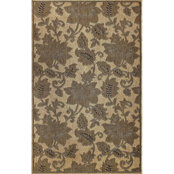 Large Alexa Outdoor/Indoor Rug (9' x 12')