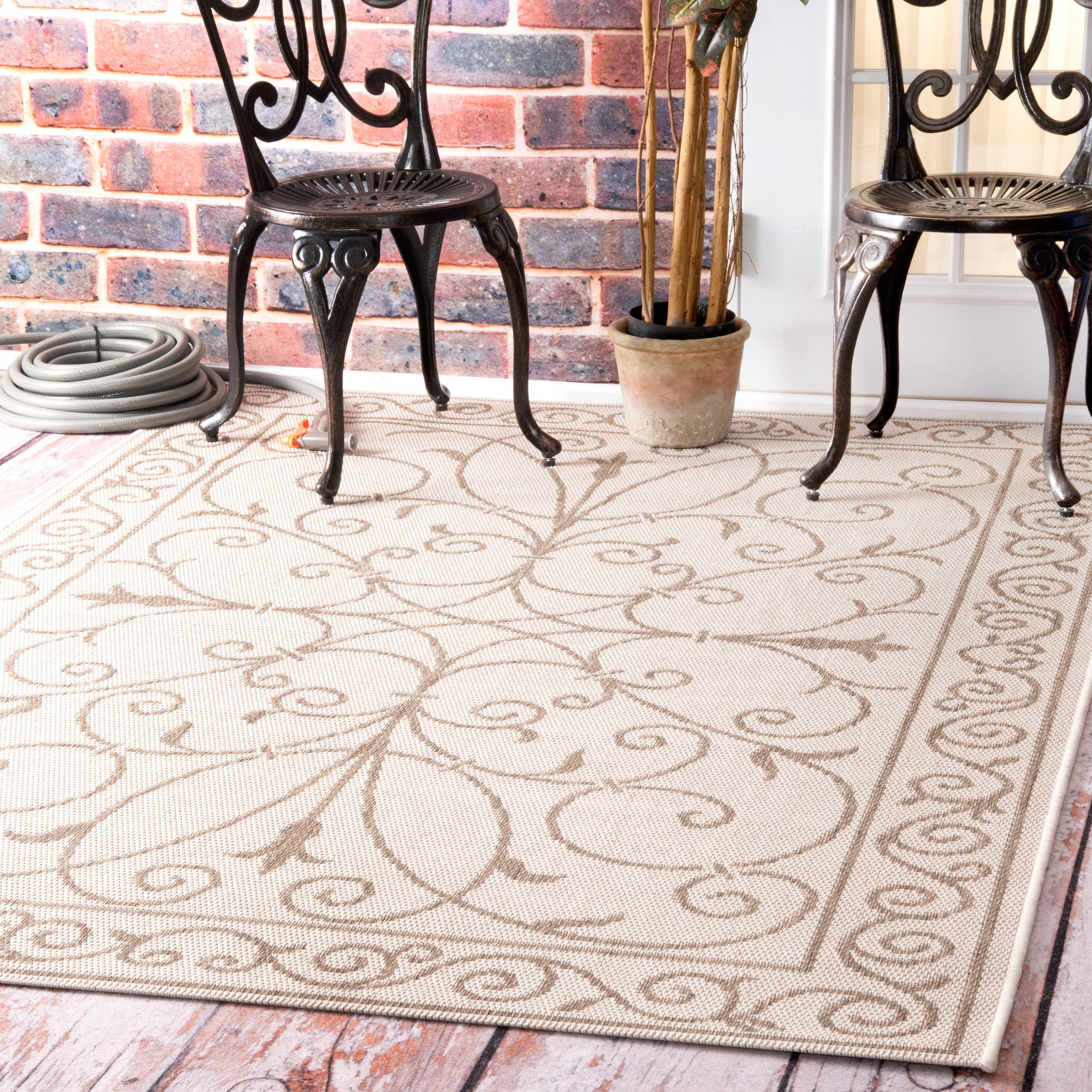 nuLOOM Large nuLOOM Outdoor/ Indoor Rug (8' x 11') at Sears.com