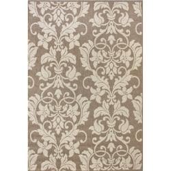 "Contemporary Alexa Outdoor/Indoor Rug (5'3"" x 7'9"")"