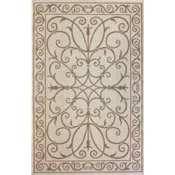 Alexa Outdoor/Indoor Polypropylene Rug (9' x 12')